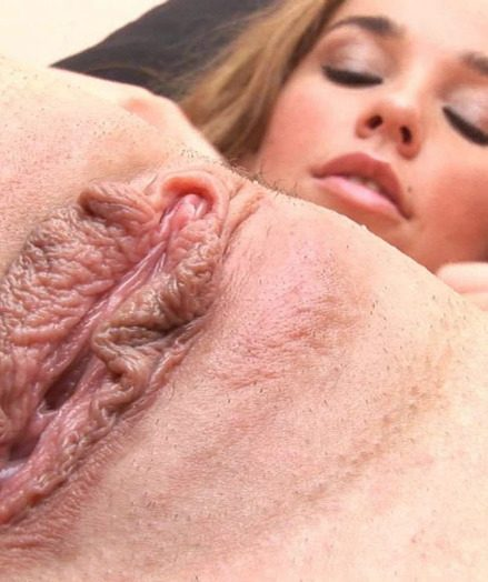 Britney's Pussy Stretched and Inspected!