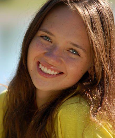 Teens Charming Smile